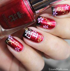 Oriental ass nail