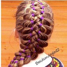 #braids #hair #hairstyles