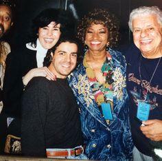 Celia Cruz Y María Conchita AlonsoY Luis Enrique Y Tito Puente