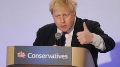 Mayor of London Boris Johnson wants the UK to leave the EU...