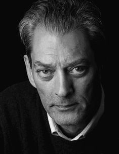 Paul Auster.   Author of 'Man in the Dark,' 'Sunset Park,' and several other great works.   #friend       -------      http://www.goodreads.com/author/show/296961.paul_auster       http://www.theprintshop.net
