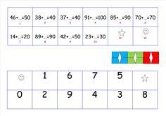 miniloco aanvullen tot T sprong 7 Maths, 30, Mini