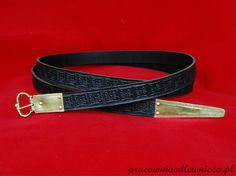 Medieval belt xv strap end - Dress Accessories 1150-1450, str 137 nr. 630