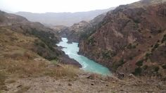 Río Baker, Chile