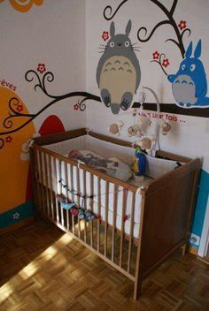 Okay, forget nursery, I want this for MY room!