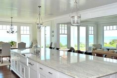Cape Cod Custom Home Designs by Thomas J. O'Neill. Waterfront home with amazing waterviews of Nantucket Sound.