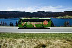 Jump in Prices for Distance Buses -- Datenanalyse zum Bahnstreik: Preissprung bei Fernbussen - SPIEGEL ONLINE