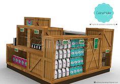 Quiosque modular