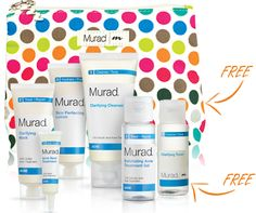 Murad Acne Complex Travel Kit looks perfect for a summer weekend getaway!