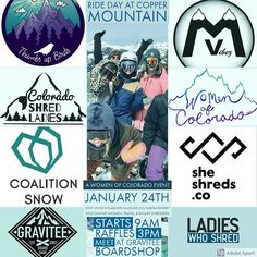Board Shop, Copper Mountain, Raffle Prizes, Snowboard Girl, Make New Friends, Strength Training, Flyers, Rsvp, Colorado