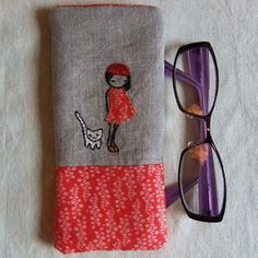 red glasses case | by lili_popo