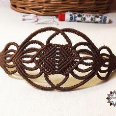 Tutorial: Complex macrame bracelet