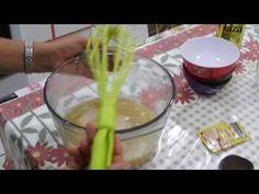 Pão caseiro de massa mole - Lourdinha Souza - parte 1 - YouTube