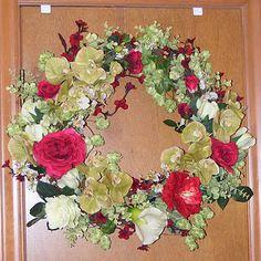 My blog, my wreath.