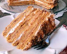 Mamina jela: Karamel torta