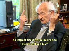▶ 'Nós hipotecamos o futuro', critica sociólogo polonês Zygmunt Bauman - YouTube