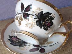 Goth tea cup