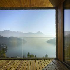 Lischer Partner Architekten : Maison à Vitznau