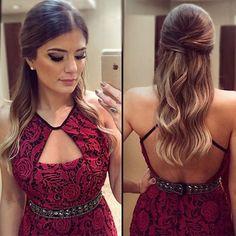 New hair tutorial bun chic Ideas Elegant Hairstyles, Formal Hairstyles, Bride Hairstyles, Bridesmaid Hair, Prom Hair, How To Make Hair, Balayage Hair, Hair Dos, Hair Hacks