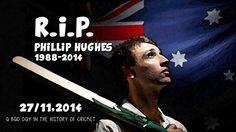 27 Nov. 2014 is a bad day in the history of cricket. All cricket world get shocked after hear this news about Phillip Hughes. All cricket boards around the world feeling sad after the tragic moment.