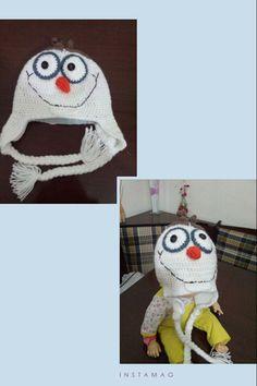 Touca frozen Olaf