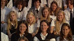 The Virgin Suicides, 1999 (Sofia Coppola). The Virgin Suicides, Sofia Coppola, Kirsten Dunst, Movies Showing, Movies And Tv Shows, Private School Girl, Girl Interrupted, Model Magazine, Film Serie