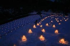湯西川温泉 かまくら祭その他写真2