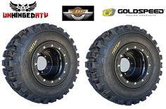 "DWT Mud Plugs 9/"" Fits G2 Beadlock Rims YFZ450 TRX 450R YFZ450R Raptor 700 ATV"