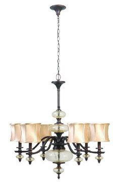 World Imports 8546-56 Chambord Collection 6-Light Chandelier, Weathered Copper World Imports http://www.amazon.com/dp/B001SKY7IM/ref=cm_sw_r_pi_dp_G7bWvb1BJA4D0