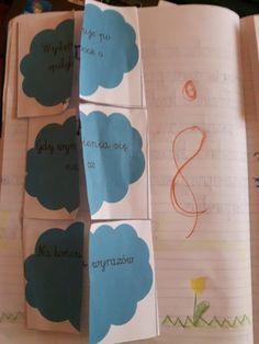 Ch - ćwiczenia ortograficzne Diy, Bricolage, Do It Yourself, Diys, Crafting