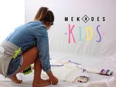 Tratando con cariño las cosas pequeñitas! #MekkdesKids #Mekkdes  www.mekkdes.com