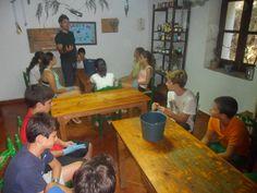 Centro de Naturaleza El Remolino:   HACIENDO JABÓN Hoy vamos a elaborar jabón casero...