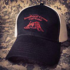 Southern Cross Cut Gear Hat  www.SouthernCrossCutGear.com
