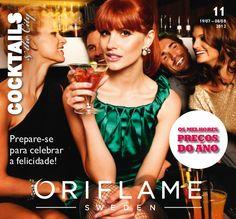 Catálogo Oriflame N.º 11 de 2012 - Pleno Verão