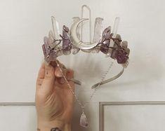 amethyst moon crown   giveaway prize on instagram!