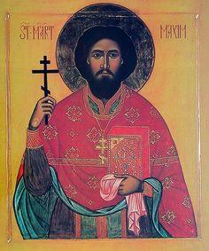 Carpatho Russian saint - Hieromartyr Maxim Sandovich
