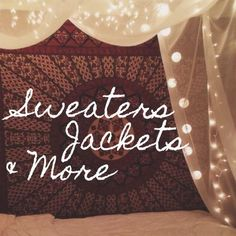 SWEATERS, JACKETS & MORE Sweaters cardigans and everything cozy! Brandy Melville Sweaters