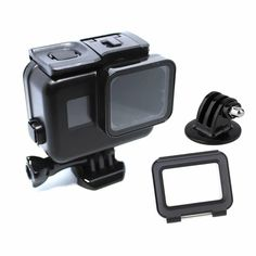 Housing Case for Gopro Hero 5/6 Black Accessories with Underwater Waterproof Shell Dive 45m Protective Housing Case for Go Pro Hero5/6 Black Action Camera