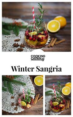 Winter Sangria, weihnachtssangia, winter drink, winter cocktail, sangria, rustic sangria, christmas, christmascocktail, advent, wintertime, christmastime, weihnachtszeit,