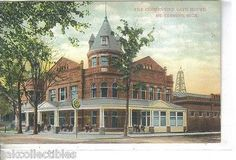 1000 images about historic hotels in michigan on for Bath house michigan