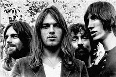 The beautiful Pink Floyd