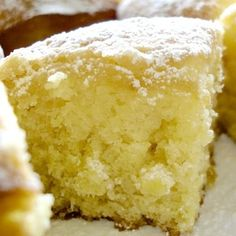 Thermomix Recipes: Yogurt Cake with Thermomix