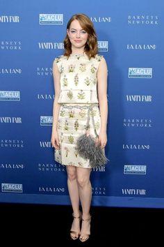Oscars 2017: inside the pre-parties: Emma Stone