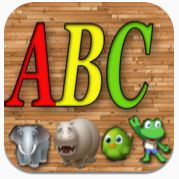 This is an ABC app created by me and Andrew Asproudis.