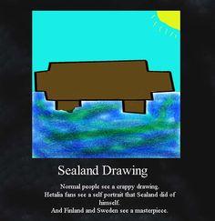 Sealand Demotivational by Volixia669.deviantart.com on @deviantART
