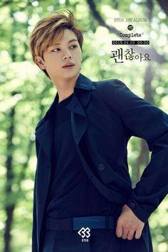 "BTOB | Yook Sung Jae (sungjae) | ""Complete"" | Facebook"