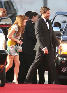 jenny lewis went to the 2011 golden globes as jake gyllenhaal's date. killin' it in rodarte. love the patterned stockings.