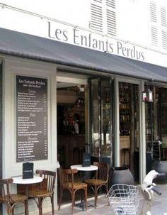 Paris : les restaurants préférés de la rédaction d'Elle: Les Enfants Perdus. Un…