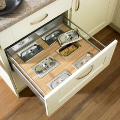 Kitchen Knife Storage Solutions Siematics Drawer