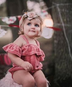 daad2dbec 26 Best Baby Love images | Baby love, Headbands, Jumpsuits & rompers